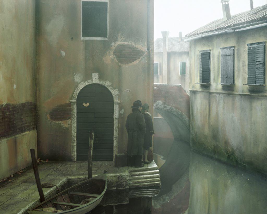 Paolo VENTURA: Velencei történetek | Automaton